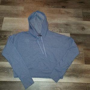 Victoria Sport cropped hoodie